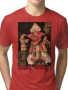 Baris Dancer Tri-blend T-Shirt