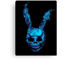 Time Rabbit Canvas Print