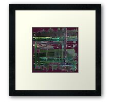 Dreary Day, Take-Two Framed Print