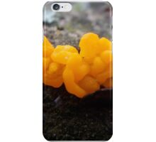 Witches' Butter Jelly Fungus iPhone Case/Skin