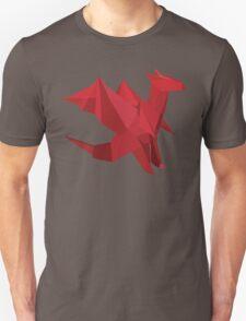 ORIGAMI DRAGON Unisex T-Shirt