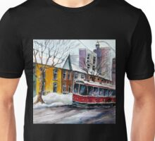 The Red Rocket, Toronto Unisex T-Shirt
