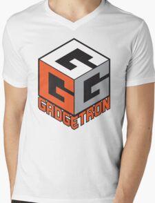 Gadgetron Mens V-Neck T-Shirt