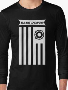 RL9 - Bass Donor Special Collaboration Tshirt Long Sleeve T-Shirt