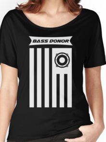RL9 - Bass Donor Special Collaboration Tshirt Women's Relaxed Fit T-Shirt