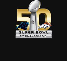Super Bowl 50 - February 7th, 2016 Unisex T-Shirt