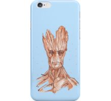 I am Groot. iPhone Case/Skin