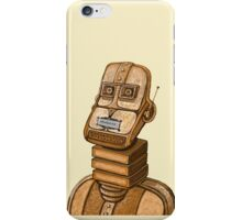 Moderne Robot   iPhone Case/Skin