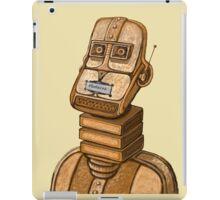 Moderne Robot   iPad Case/Skin