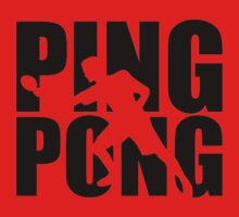 Ping Pong Baby Tee