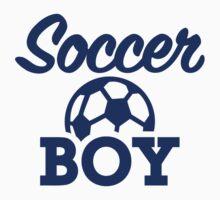 Soccer boy by Designzz