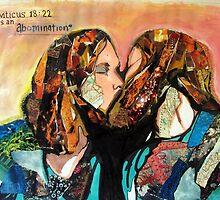 The Kiss by maya-luna