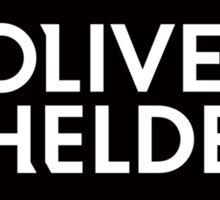Oliver Heldens Sticker