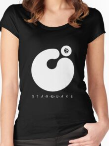 Starquake Women's Fitted Scoop T-Shirt