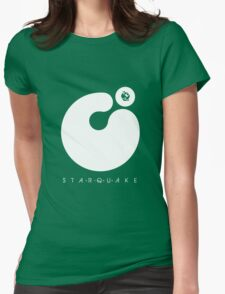 Starquake Womens Fitted T-Shirt