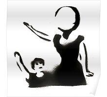 Neutral Milk Hotel Stencil Poster