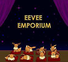 Eevee Emporium by Artegan