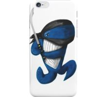 Ninja Whale iPhone Case/Skin