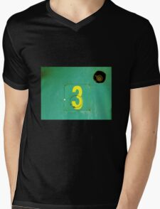 3 Mens V-Neck T-Shirt