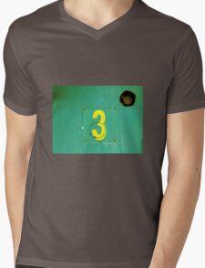 3 Mens V-Neck T-Shirt
