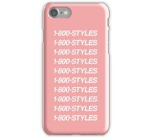 Hotline Styles iPhone Case/Skin