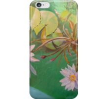 In emerald waters iPhone Case/Skin