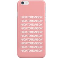 Hotline Tomlinson iPhone Case/Skin