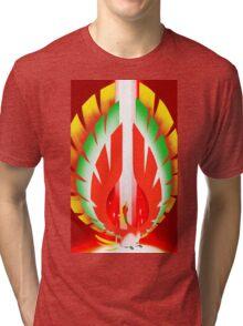 Majestic Chicken  Tri-blend T-Shirt