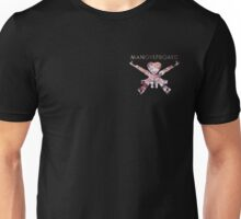 man overboard Unisex T-Shirt