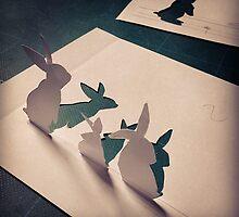 Bunnies For Jasmin-Emily by Katie Robinson
