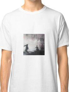 Grey Sky Bunnies Classic T-Shirt