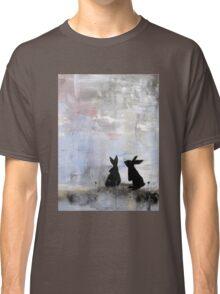 Dandelion Bunnies Classic T-Shirt