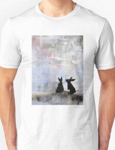 Dandelion Bunnies Unisex T-Shirt