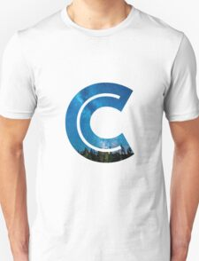 The Letter C - Starry Night T-Shirt
