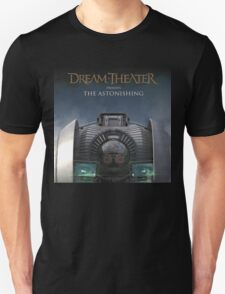 DREAM THEATER THE ASTONISHING TOUR COVER T-Shirt