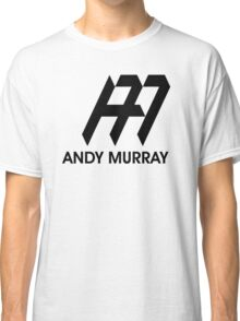 ANDY MURRAY 77 NEW LOGO Classic T-Shirt