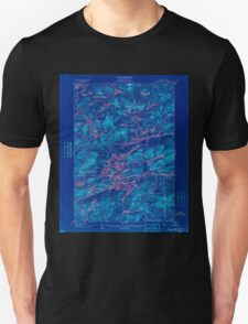 New York NY Raquette Lake 148272 1903 62500 Inverted T-Shirt