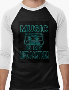 Music is my Life Partner T-Shirt