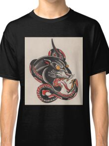 Panther & Snake Classic T-Shirt