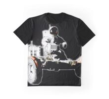 Lunar Rover - Moon Buggy Graphic T-Shirt