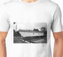 Elizabethton, TN, Covered Bridge, 2008 Unisex T-Shirt