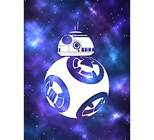 Another BB8 Galaxy droid Photographic Print