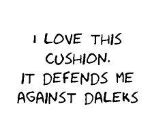 Dalek Defence! by Andy Mackay