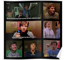 Eric Forman Quotes Poster