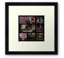 Michael Kelso Quotes Framed Print