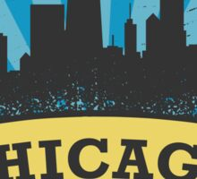 Local Author Chicago Illinois Sticker
