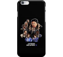 Lethal Weapon Always Sunny iPhone Case/Skin