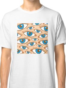 Big brother eye texture Classic T-Shirt