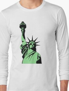 LIBERTY-2 Long Sleeve T-Shirt