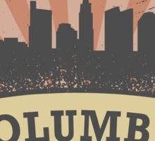 Local Author Columbus Ohio Sticker